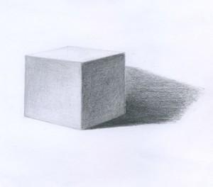 Неправильный куб.