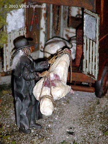 Похититель трупов в миниатюре.